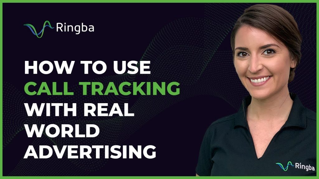 How to use Call Tracking with Real World Advertising