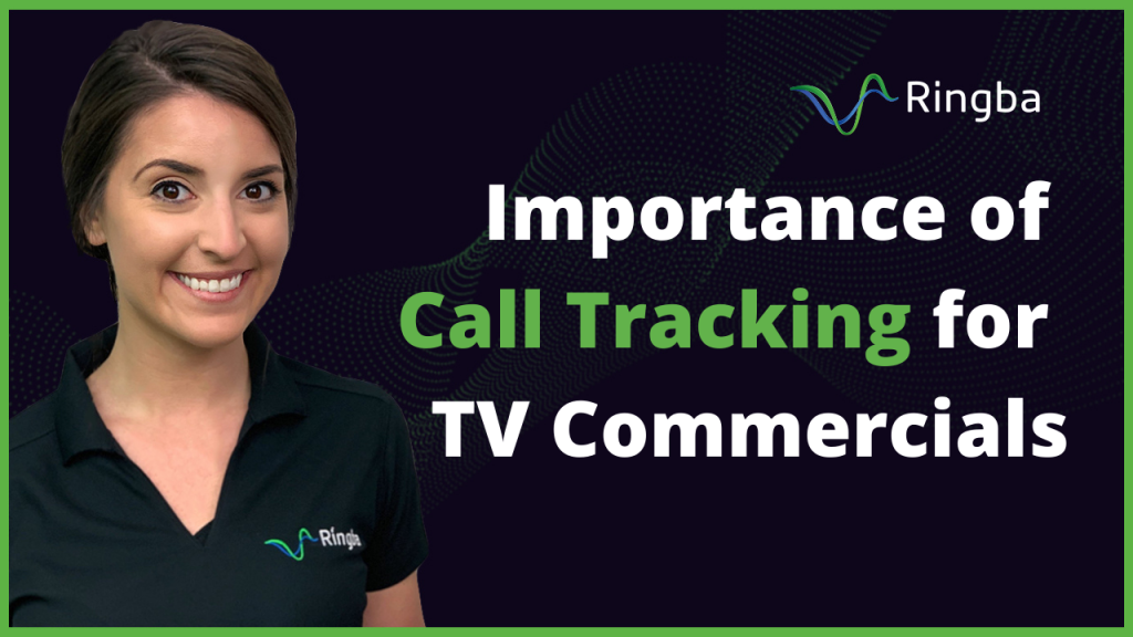 Importance of Call Tracking for TV Commercials