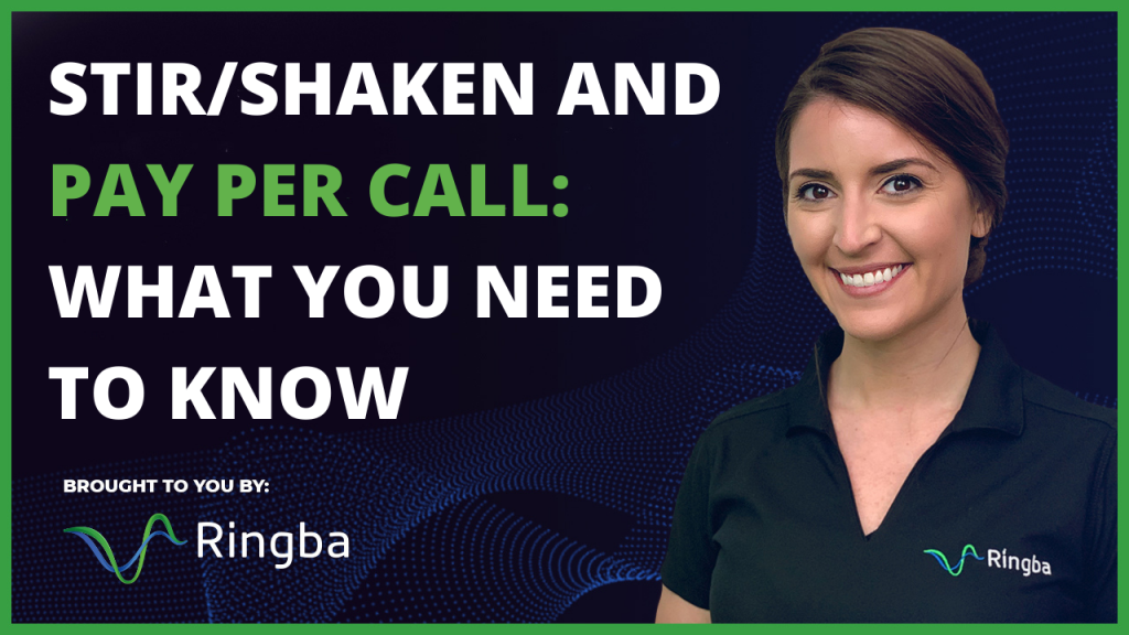 STIR/SHAKEN and Pay Per Call: What You Need To Know