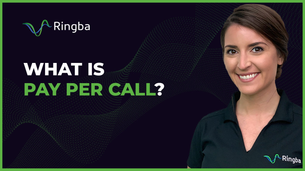 What is Pay Per Call?