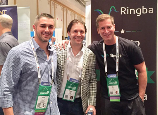 How to Work a Trade Show - The Ringba Team at Affiliate Summit - Business Development for Pay Per Call